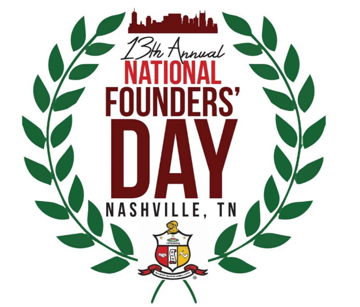 13th National Founders Day